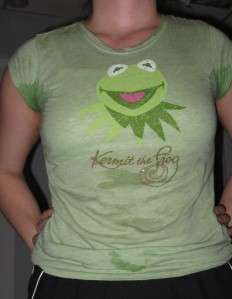 After the run with Kermit