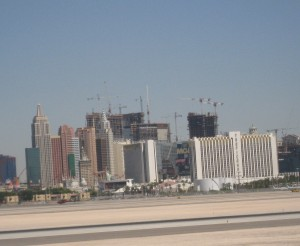 First Look at Vegas